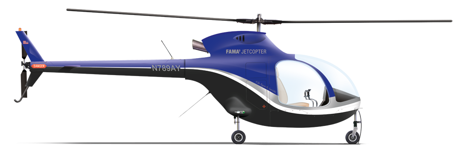 Logo FAMA HELICOPTERS
